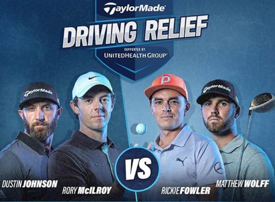 TaylorMade's Driving Relief